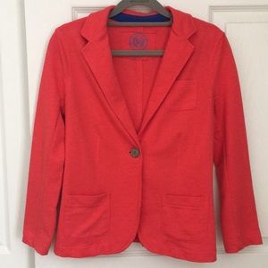 SOFT Red Blazer
